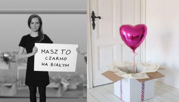 Poczta Balonowa - pomysł na spersonalizowane prezenty