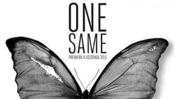"""One same"" projekt plakatu: Magdalena Kuc"
