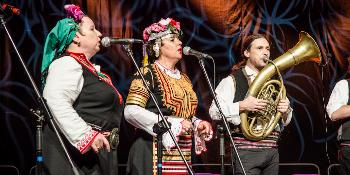 Koncert Kayah & Bregovic Warszawa 08.09.2016