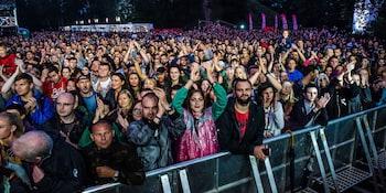Męskie Granie 2017 w Warszawie