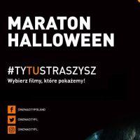 Maraton Halloween w Cinema City już 28 października!