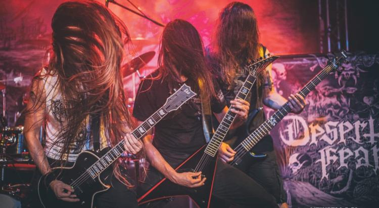 Obituary + Deserted Fear + Planet Hell