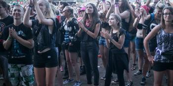 Woodstock festival 2016 - dzien 3