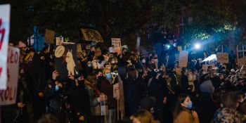 Strajk Kobiet: To jest Wojna - Strajk w Poznaniu