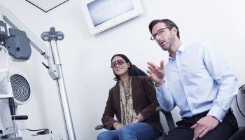 Badanie wzroku – wszystko co musisz o nim wiedzieć! [fot. materiały prasowe Hoya]