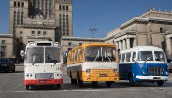 Kultowe autobusy PRL-u – poznaj legendy polskich dróg! [fot. materiały prasowe]