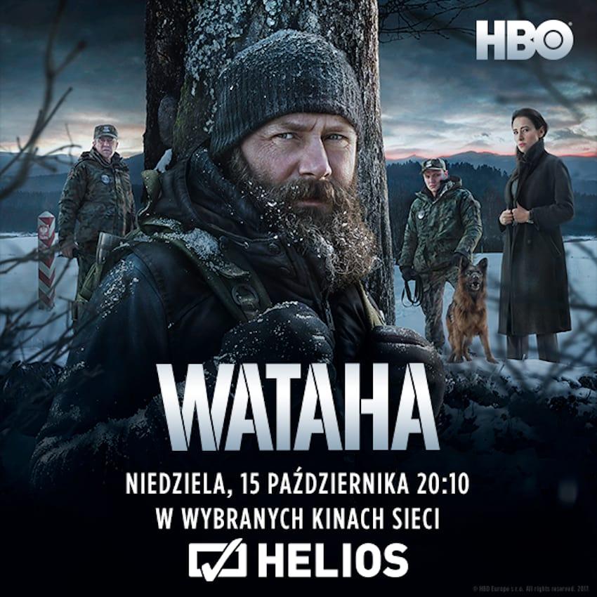 Pierwszy odcinek 2. sezonu serialu HBO Wataha w kinach Helios!