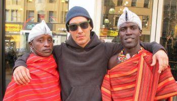 """""""Masajowie kontra współczesny świat"""""""