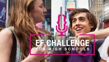 Ostatni miesiąc zapisów do międzynarodowego konkursu EF Challenge