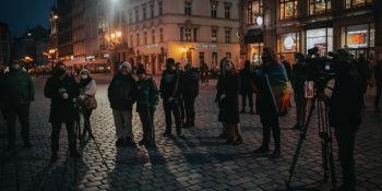 Alarm dla edukacji i nauki - pikieta we Wrocławiu