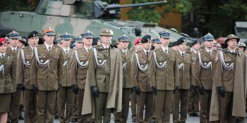 AWL: Promocja na pierwszy stopień oficerski we Wrocławiu