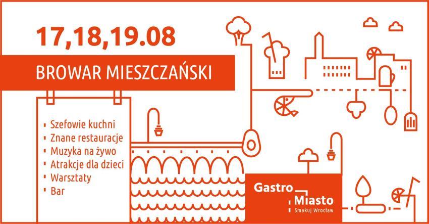 Gastro Miasto – 5. edycja! [fot. materiały prasowe organizatora / Gastro Miasto ]