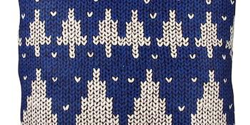 bonami.pl_Poduszka_z_choinkami_Christmas_Knitting_79_zl