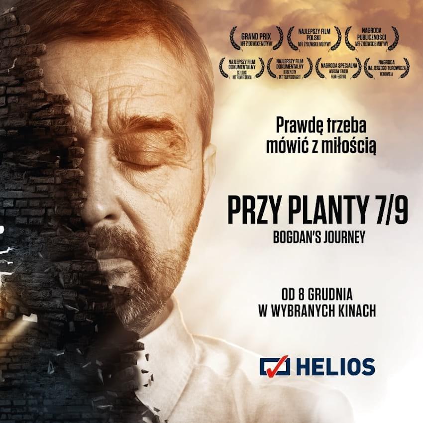 """""""Przy Planty 7/9"""" w kinach Helios!"""