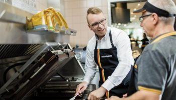 McDonald's z nagrodami za działania na rynku pracy [fot. MJCC / McDonald's]