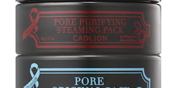 Caolion, Premium Hot&Cool Pore Pack Duo