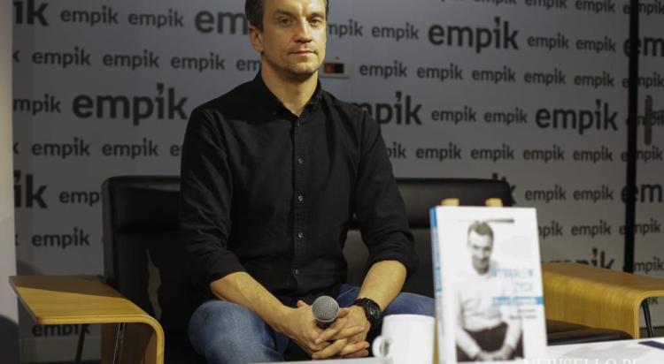 Spotkanie autorskie: Michał Czernecki - Wybrałem Życie