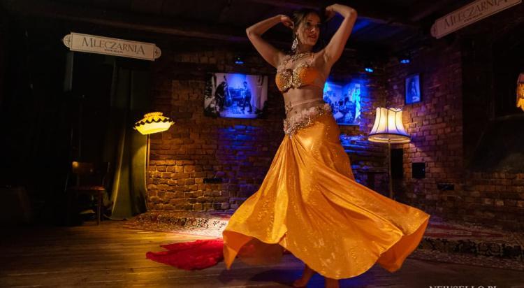 Shimmify 4 - otwarta scena tańca orientalnego