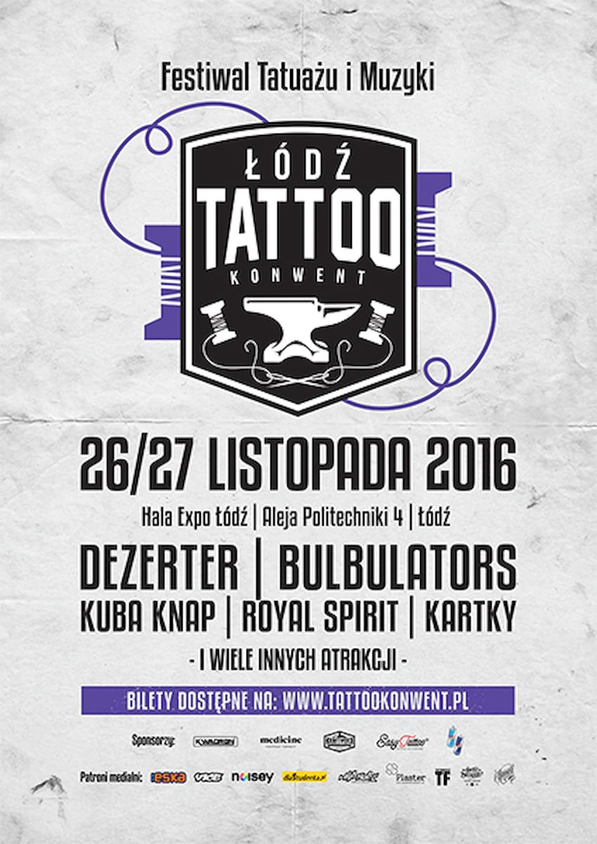 Łódź Tattoo Konwent
