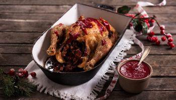 Pieczony Kurczak na Święta