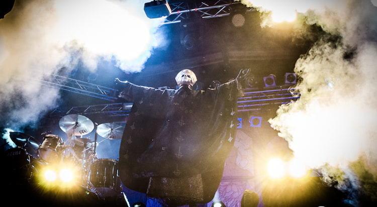 Warszawa: Koncert zespołu Ghost