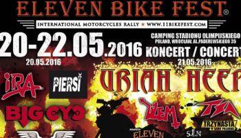 ELEVEN BIKE FEST 2016