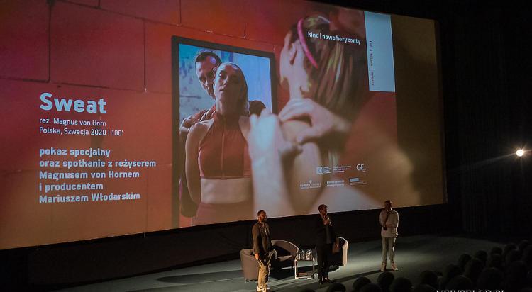 """Spotkanie z Magnusem von Hornem i przedpremierowy pokaz filmu """"Sweat"""""""