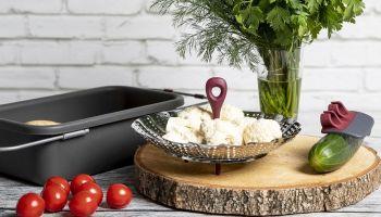 Młode warzywa i kuchenne gadżety, które ułatwią pracę w kuchni! [fot. materiały prasowe / Florina]