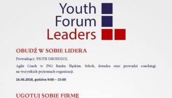 Youth Forum Leaders – poznaj szczegóły wydarzenia! [fot. Forum Młodych Regionalnej Izby Gospodarczej w Katowicach]