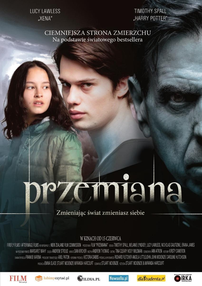 """""""Przemiana"""" – film na podstawie światowego bestsellera w klimacie kultowego """"Zmierzchu"""" [fot. Mayfly]"""