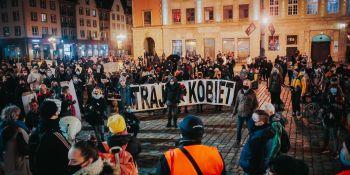 Strajk Kobiet: Wyp…ać na księżyc - manifa we Wrocławiu