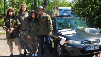 Ekipa czołgu S.R.U.