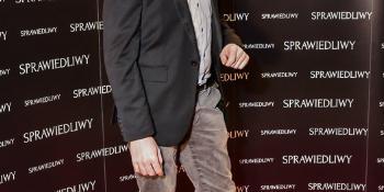 """Andrzej Deskur, Premiera Filmu """"Sprawiedliwy"""""""