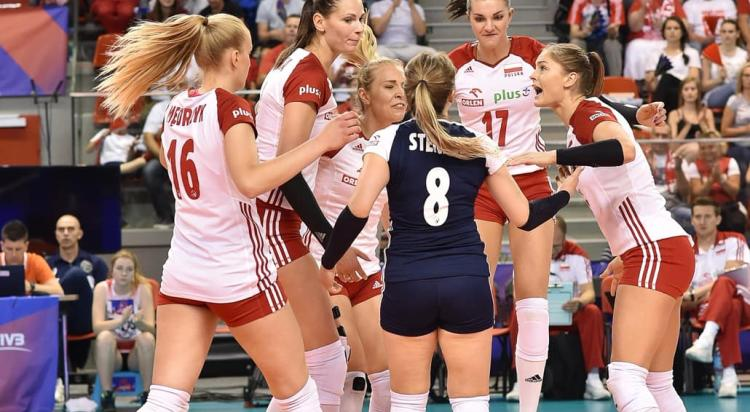 Siatkarska Liga Narodów: Polska - Dominikana 1:3