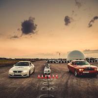 Wyścigi samochodowe na Dolnym Śląsku