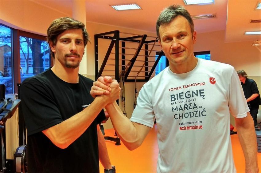 Więcej niż Ironman – wyjątkowa akcja sportowo-charytatywna [fot. fot. Katarzyna Tarnowska]