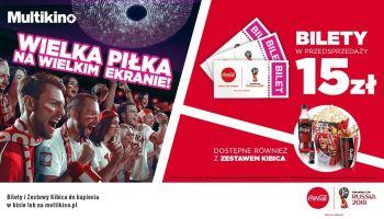 Mecze Reprezentacji Polski w kinach! [fot. materiały prasowe: Multikino]