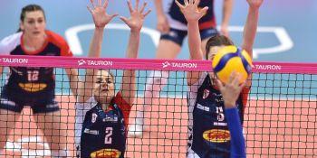 Puchar Polski siatkówki kobiet 2021: Grot Budowlani Łódź -E.LECLERC MOYA Radomka Radom 3:0
