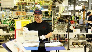Toyota – praca w fabrykach motoryzacyjnego giganta. Rekrutacja już w maju! [fot. materiały prasowe: Toyota]