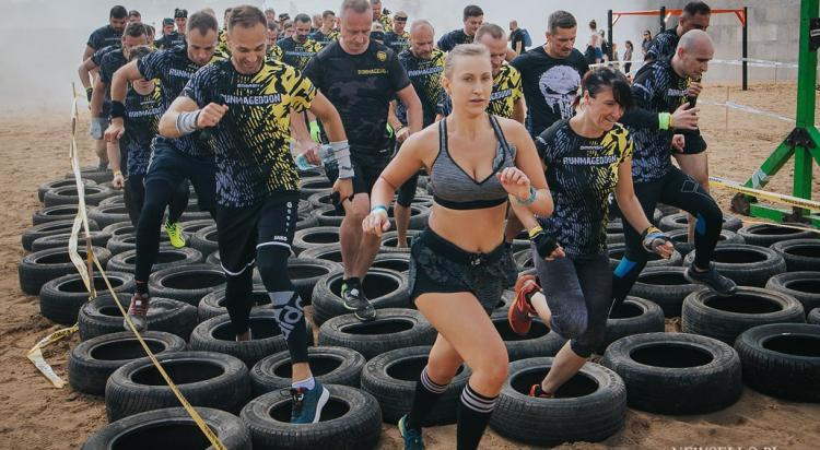 Runmageddon Wrocław 2021