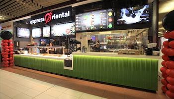 Otwarcie nowej restauracji Express Oriental w Arkadach!
