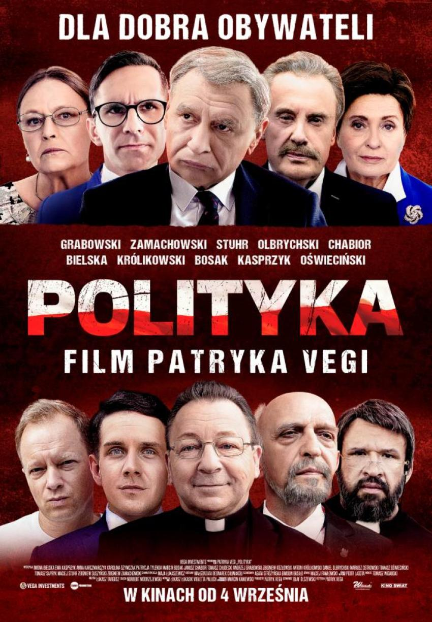Polityka - plakat filmu