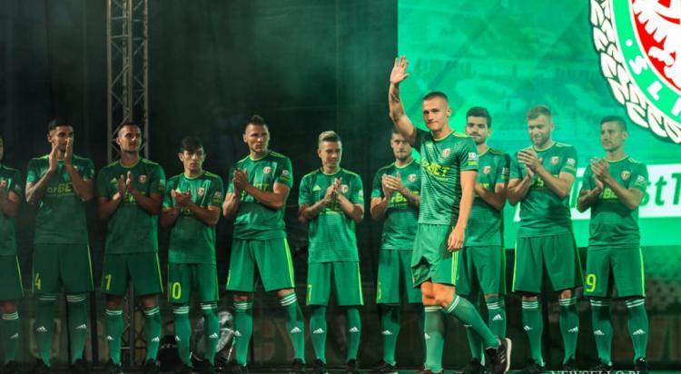 Śląsk Wrocław - prezetacja drużyny