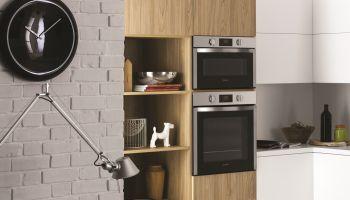 Funkcjonalność i dobry design – czyli jaki sprzęt wybrać do kuchni [fot. Biuro prasowe marki Indesit]