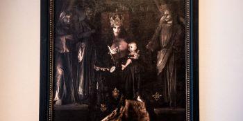 Behemoth - wystawa Thou Art Darkest