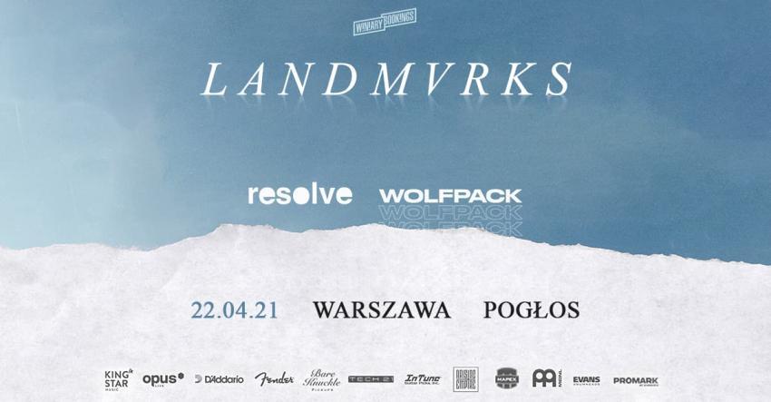 Landmvrks + Resolve + Wolfpack  (materiały prasowe)