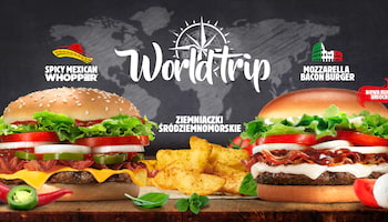 World Trip w Burger King