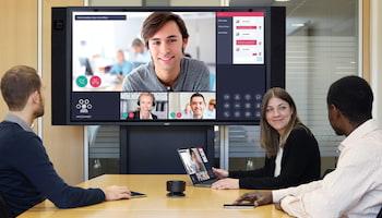 NEC InfinityBoard VideoConferencing
