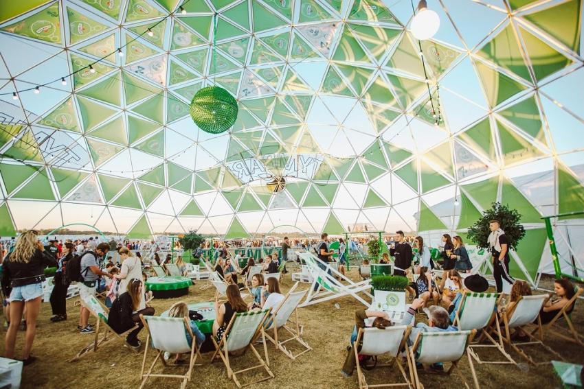 Open'er Festival 2018 – zdjęcia z imprezy i relacja z Chillout'u [fot. materiały prasowe / Grupa Maspex]