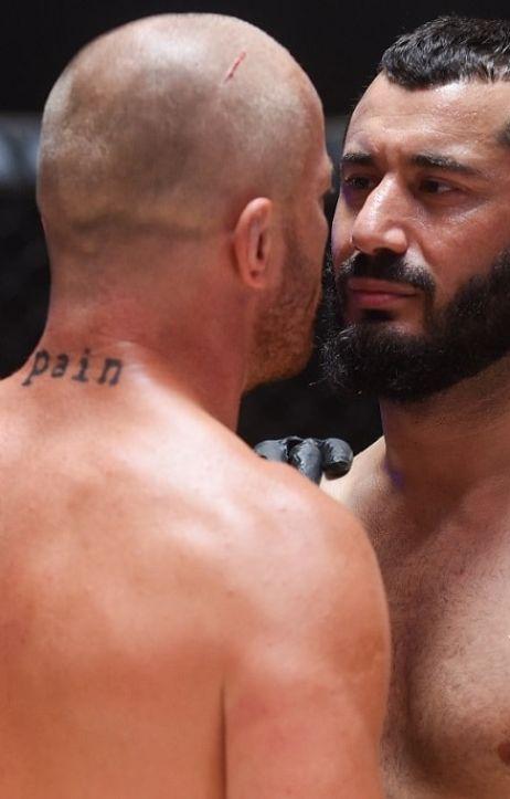 Underdog – Mamed Khalidov i Eryk Lubos zawalczą na dużym ekranie!